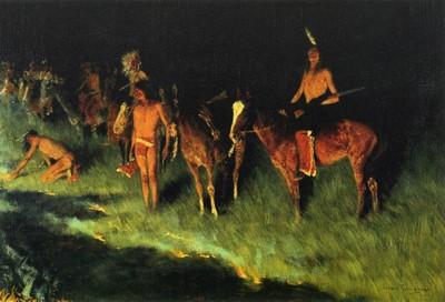 Native Americans & Fire