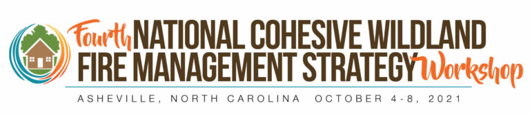 4th National Cohesive Wildland Fire Management Strategy Workshop